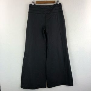 Women's Lululemon dance fitness pants (denim) rare